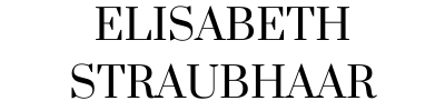 Elisabeth Straubhaar - Le Blog